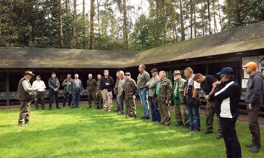 Zawody Strzeleckie WKŁ Dąb Rogowo
